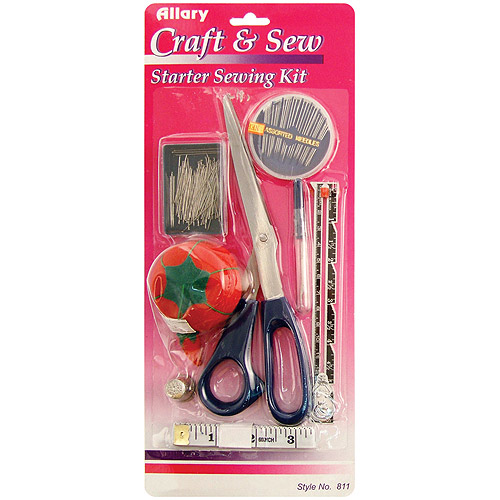 Allary Craft & Sew Starter Sewing Kit