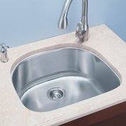 Empire Industries S-1 Single Basin Undermount Kitchen Sink