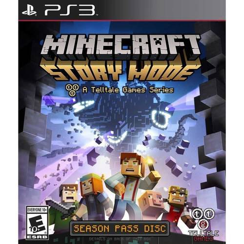 Minecraft: Story Mode - Season Disc (PS3)