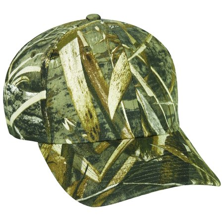 Mossy Oak and Realtree Proflex Stretchable Fitted Hunting Cap (Mossy Oak Brea...