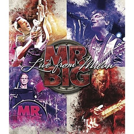 Live from Millan / Japan 2017 Official Bootleg (Blu-ray + CD)
