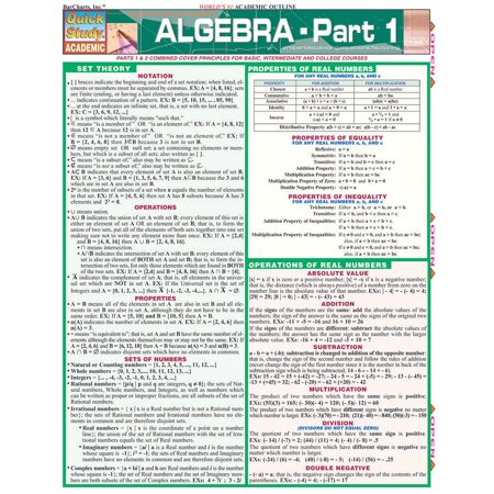 Algebra Part 1 (Algebra 1 Halloween Activity)