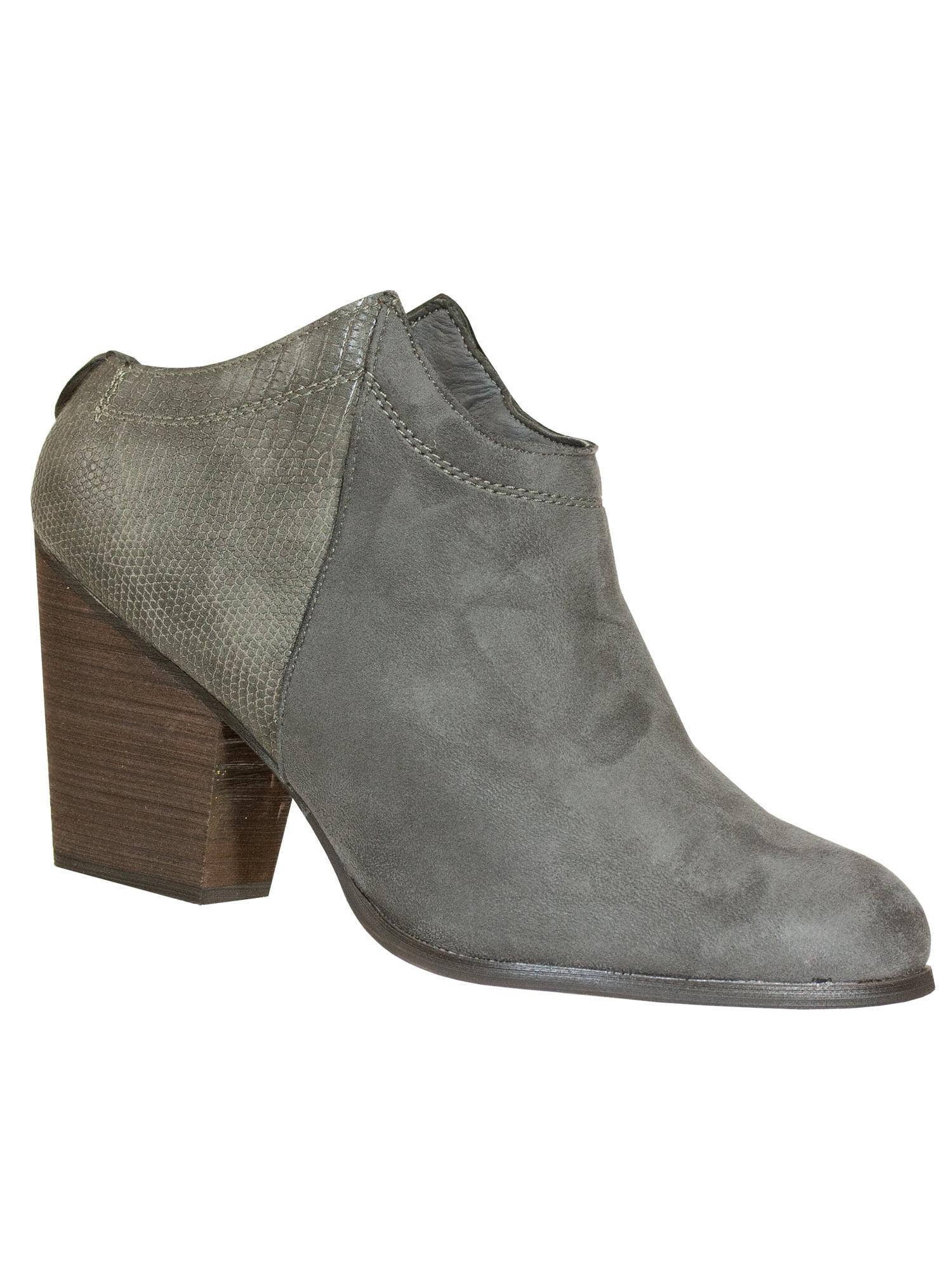 Corkys Footwear Take Off Women's Bootie Shoe Grey 7 M by Corkys Footwear