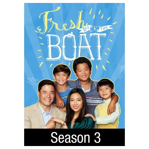 Fresh Off The Boat: Neighbors with Attitude (Season 3: Ep. 13) (2017)