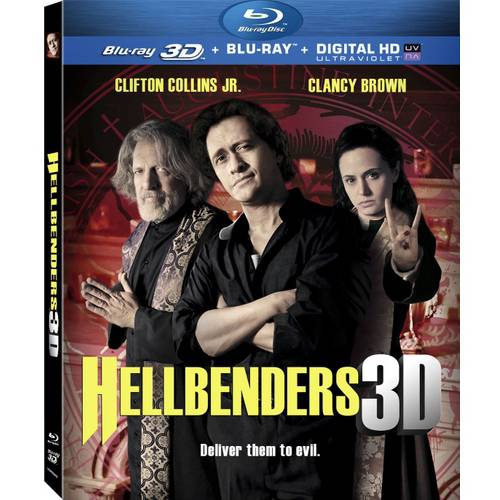 Hellbenders (3D Blu-ray + Blu-ray + Digital Copy) (With INSTAWATCH) (Widescreen)