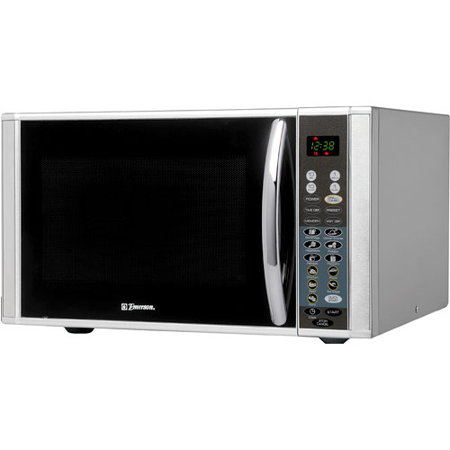 emerson 1 1 1000 w microwave oven w grill walmart com rh walmart com Emerson Microwave MWG9111SL Emerson Microwave Parts