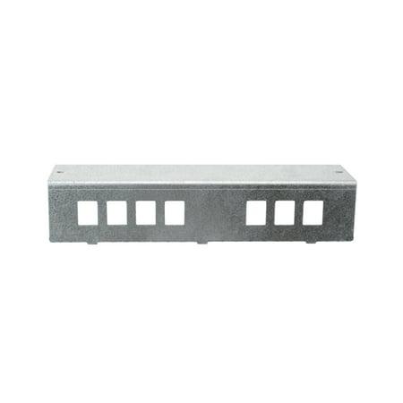 Thomas   Betts Afd Fas 7Key Access Floor Module 7 Keystone Jack Data Device Plate