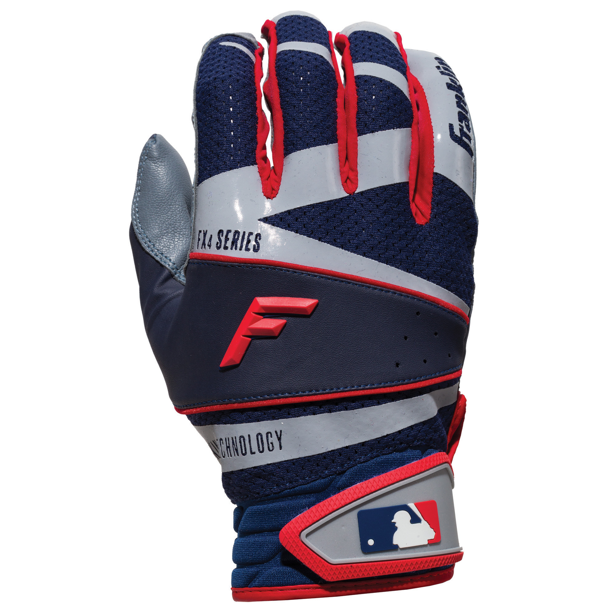 Franklin Sports MLB Freeflex Pro Series Batting Gloves
