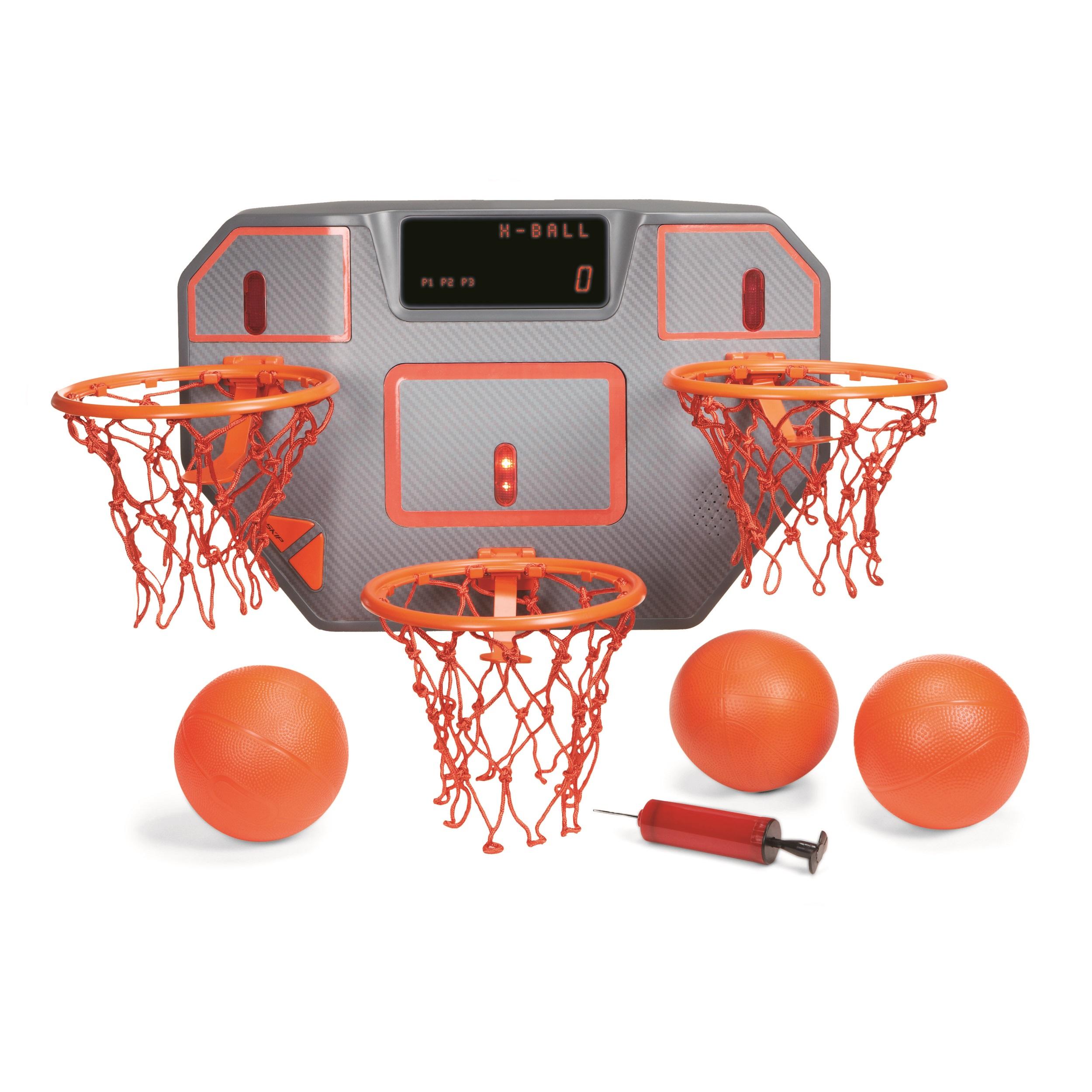 Game Point Triple Shot Challenge (Indoor Basketball)