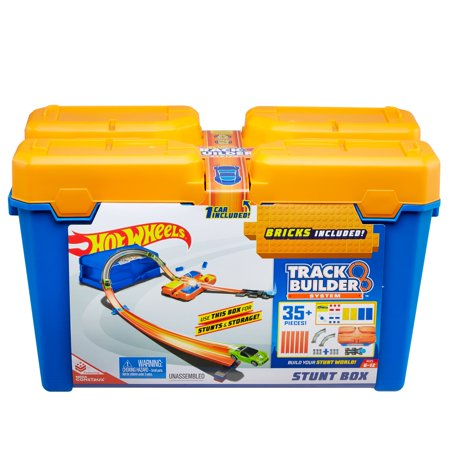 Hot Wheels Track Builder Stunt Box (Educo Track)