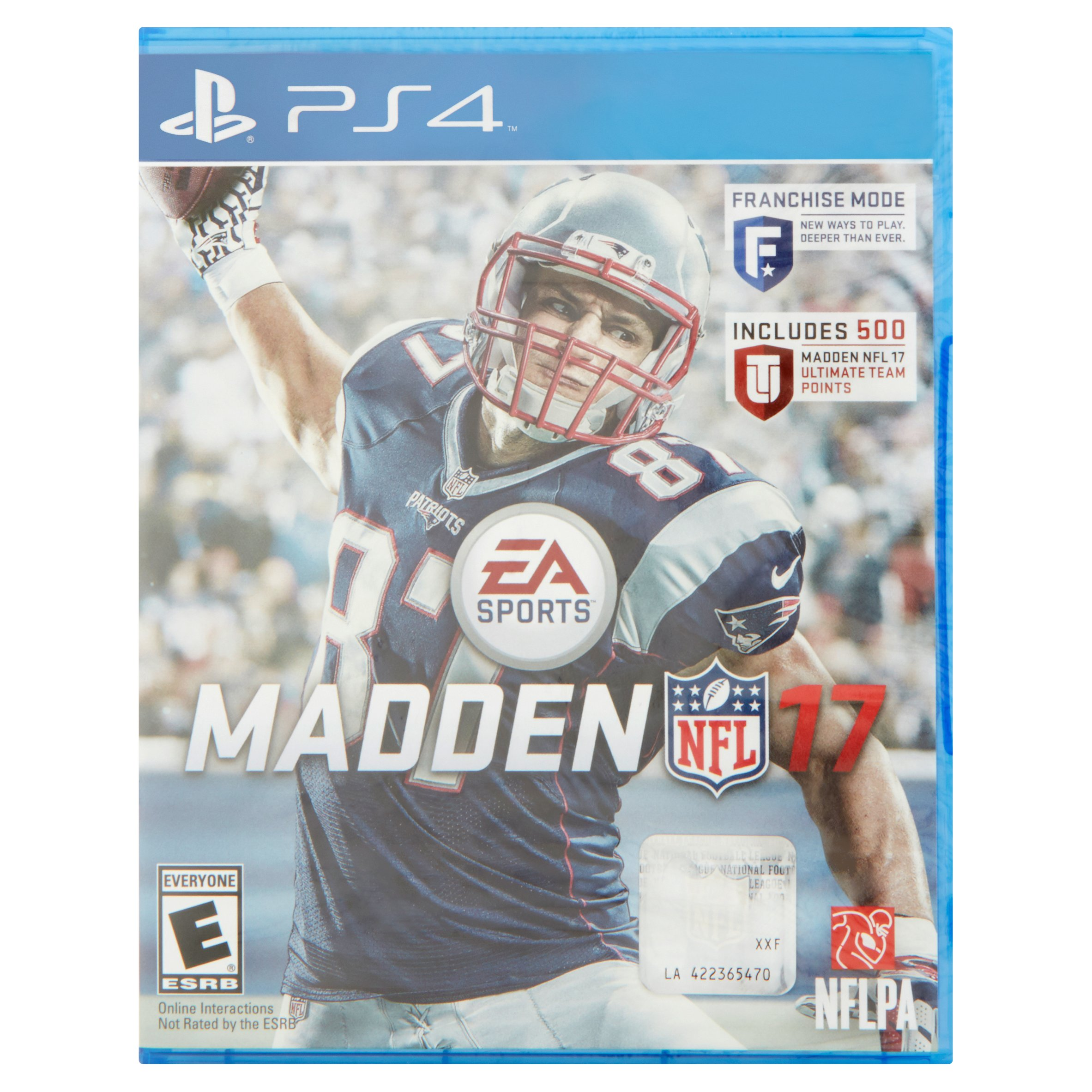 Christmas gifts madden mobile