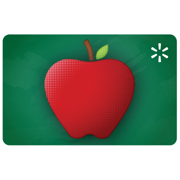 School Apple Walmart eGift Card