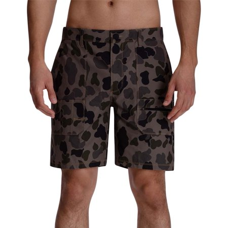 Hurley Men's Carhartt Camo Work Shorts