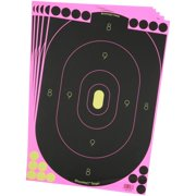 Birchwood Casey Shoot-N-C Targets: Silhouette