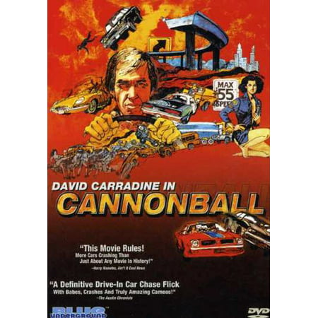 Cannonball (DVD) (Sink To The Bottom Like A Cannonball)