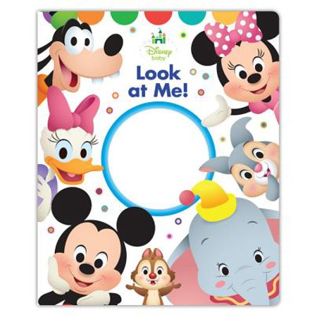 Look at Me (Board Book)