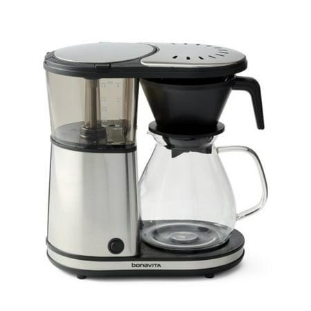 Bonavita Coffee Bonavita Glass 8-Cup Coffee Maker - Walmart.com