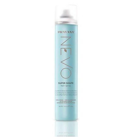 Sterling Mist (Pravana Nevo Super Shape Ultimate Hold Styling Mist Hairspray - 10.6 Oz )