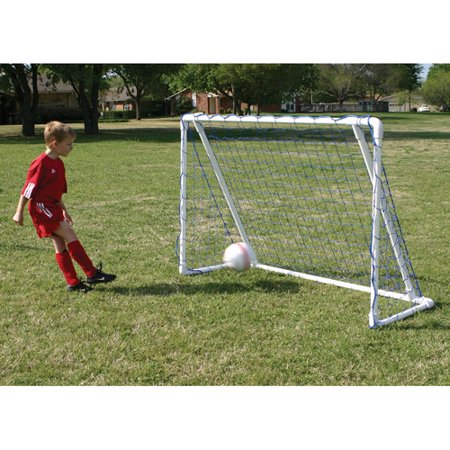 BSN Sports 6' x 4' Backyard Soccer Goal - Walmart.com