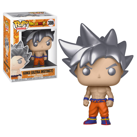 Zone Pop (Funko Pop Animation: Dragon Ball Super - Goku (Ultra Instinct Form))