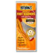 HotHands 9 Hour Adhesive Foot Warmer | 1 Pair Pack