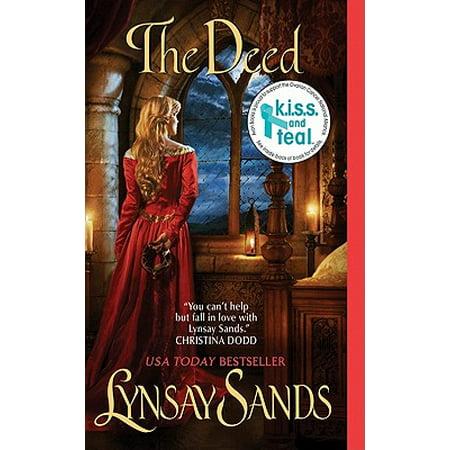 Avon Historical Romance The Deed Paperback Walmart