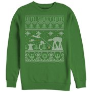 Star Wars Men's Hoth Sweet Hoth Ugly Christmas Sweater Sweatshirt