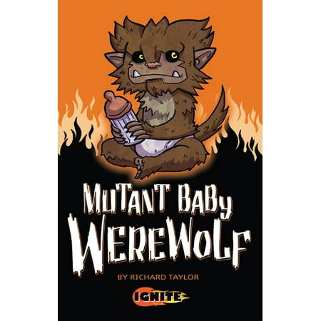 Mutant Baby Werewolf - eBook