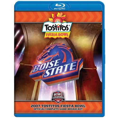 2007 Tostitos Fiesta Bowl (Blu-ray)