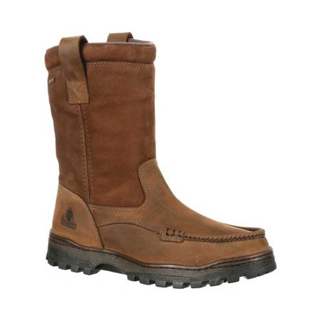 Men Wellington Boots - Men's Rocky Outback GTX Waterproof Wellington Boot RKS0255