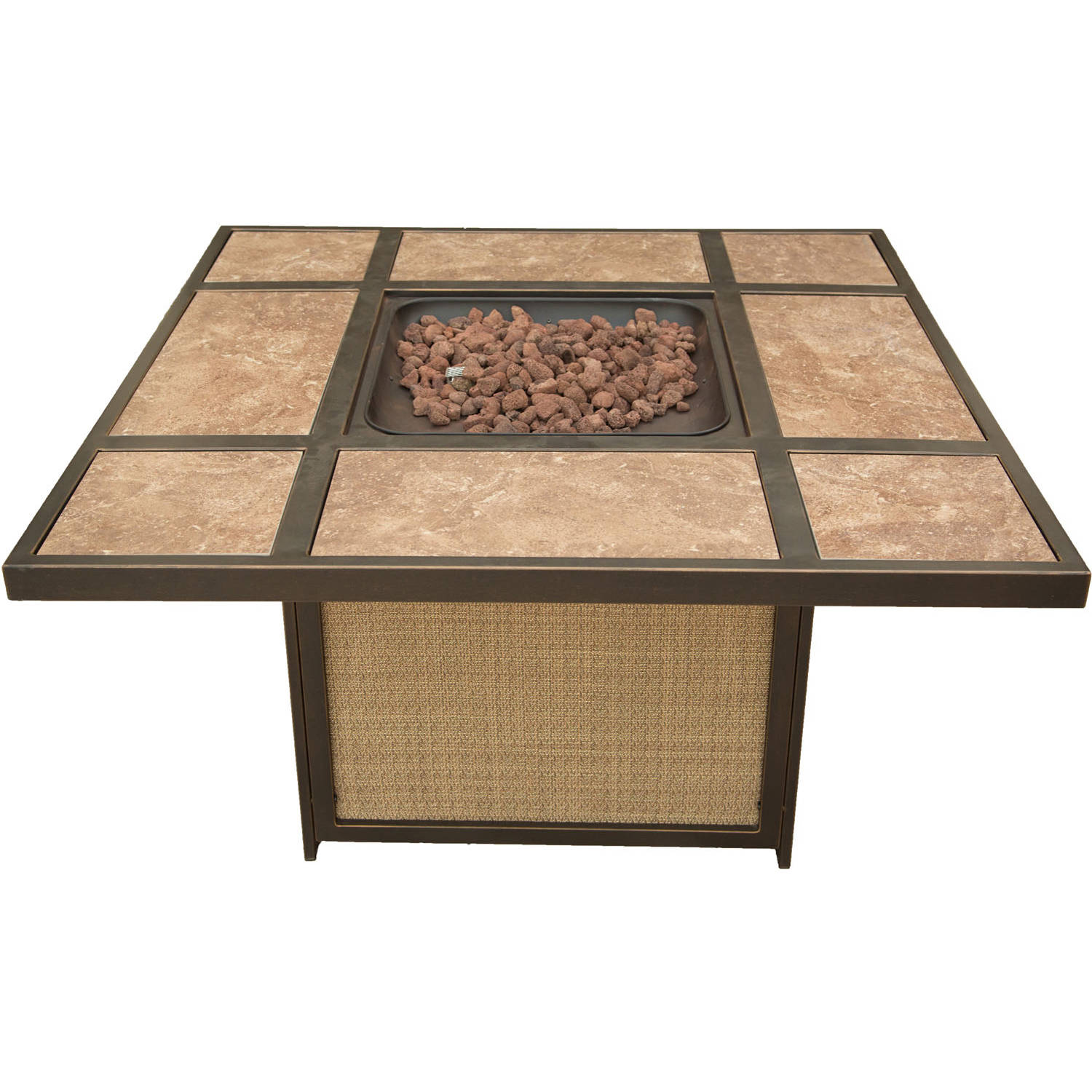Cambridge Artisan Tile-Top Gas Fire Pit