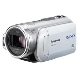 Panasonic AVCHD 3CCD High Definition SD/SDHC Camcorder, 12x Optical 3