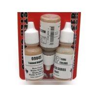 Reaper Miniatures Medium Skin Tone #09715 Master Series Triads 3 Pack .5oz Paint