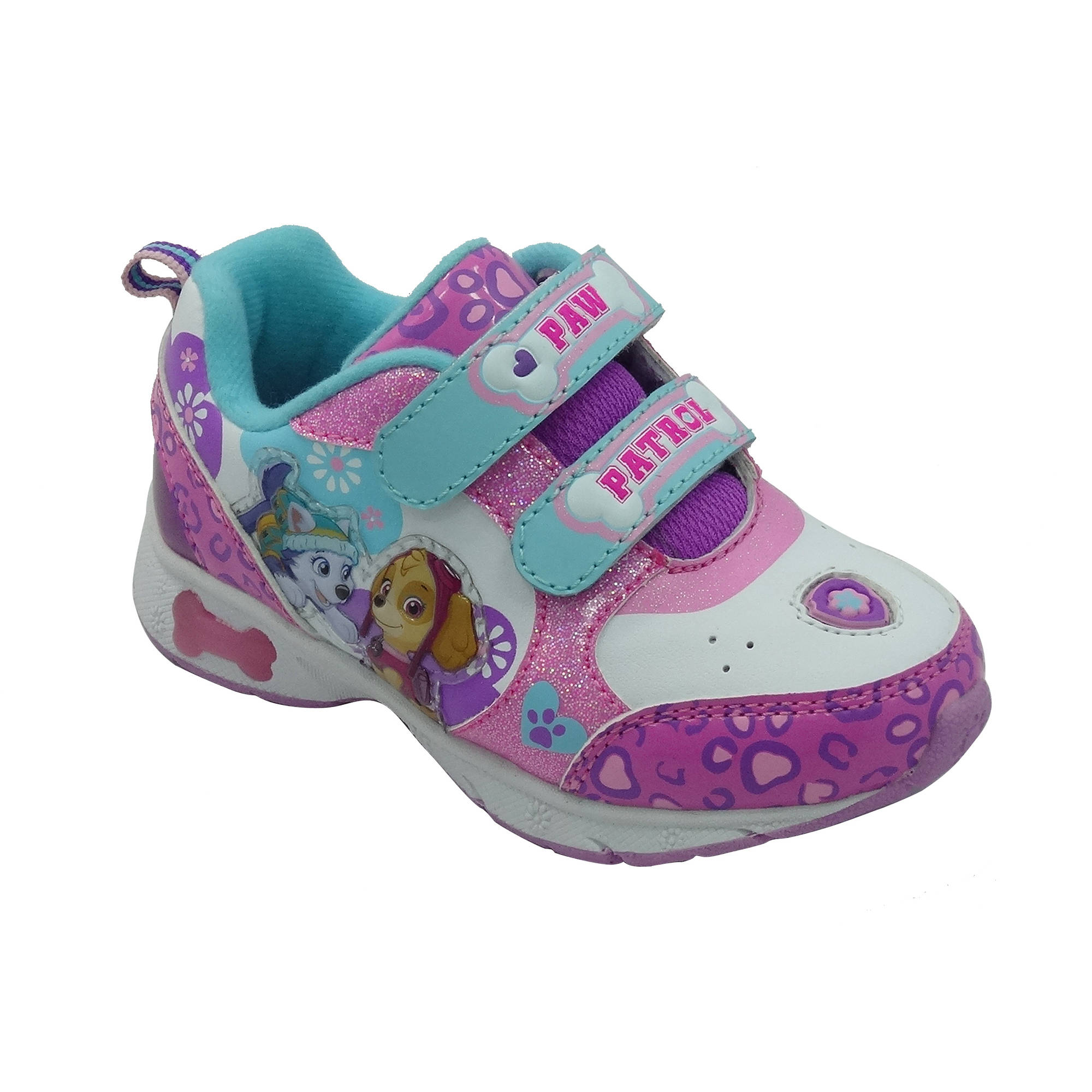 Paw Patrol Toddler Girls' Canvas Sneaker