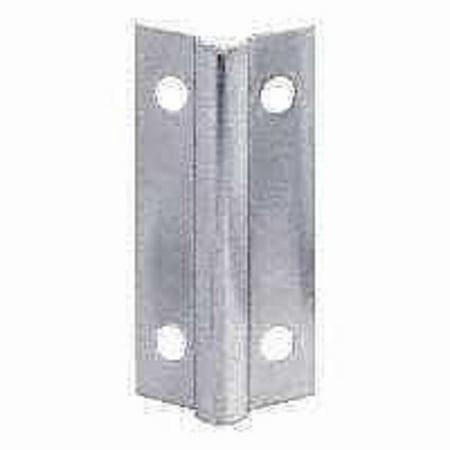 Zinc Plated Mending Plate - 4