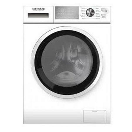 National RVWD900S 2.7 cu. ft. Extra-Large Ventless Washer & Dryer Combo, Silver (Washer And Ventless Dryer Combo)