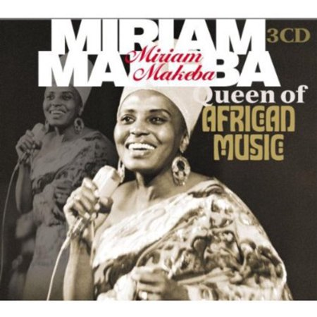 African Music - Queen of African Music (CD)