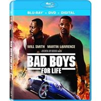 Bad Boys for Life (Blu-ray + DVD + Digital Copy)
