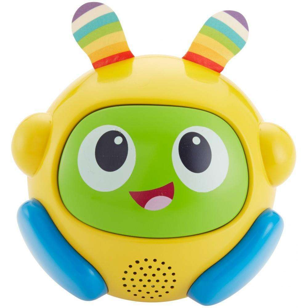 Fisher Price Bright Beats Spin & Crawl Tumble Ball BeatBo by Fisher-Price