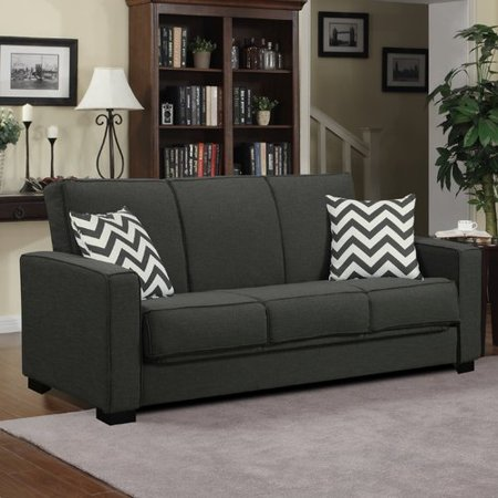 Brayden Studio Swiger Convertible Sleeper Sofa Walmart Com