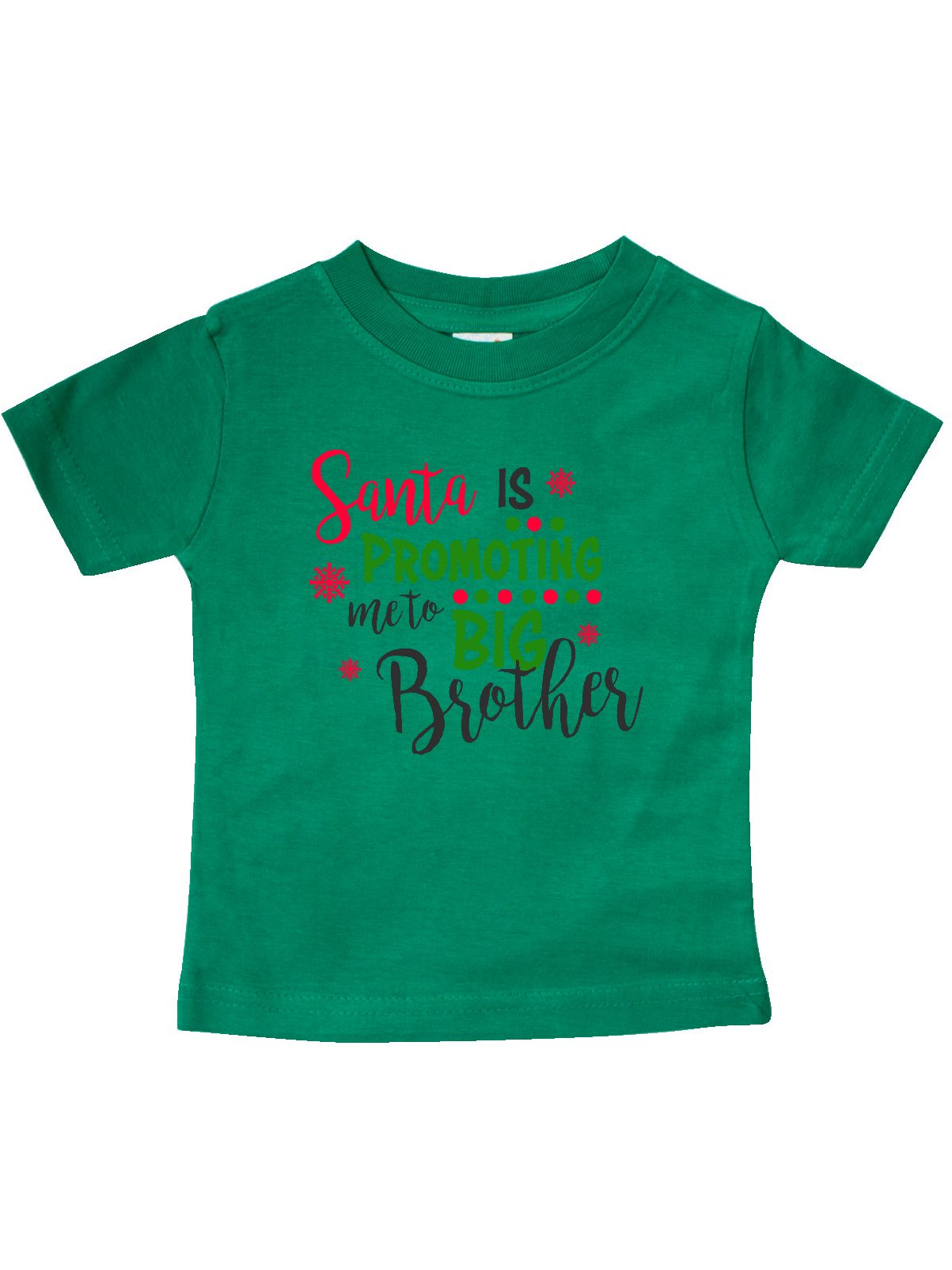 Santa is promoting me to Big Brother Baby T-Shirt
