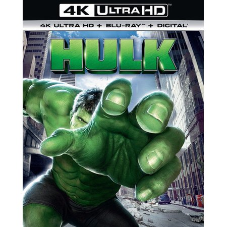 Hulk (4K Ultra HD + Blu-ray)