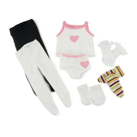 - American Girl Doll Underwear, Tights & Socks 18 Inch Dolls Clothes/clothing