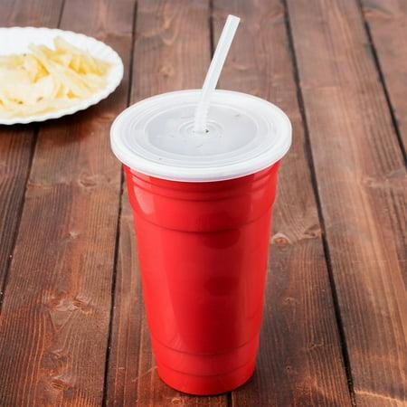 Reusable Plastic Tumbler Lid