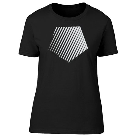 Pentagon (Line Art) Tee Men's -Image by (Pentagon Tank)