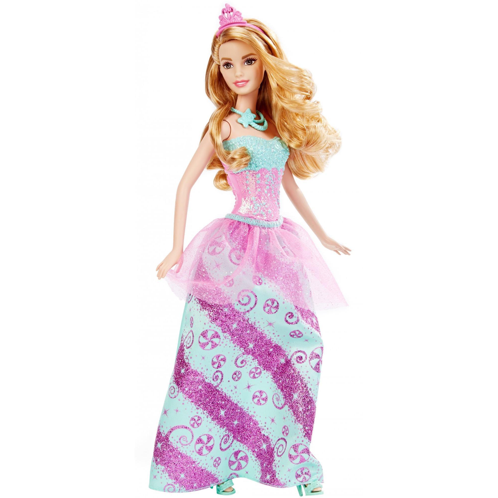 Barbie Fairytale Candy Princess Doll