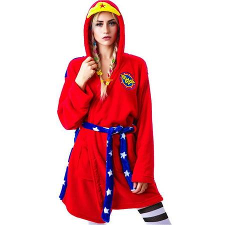 Wonder Woman Hooded Robe - image 2 of 2