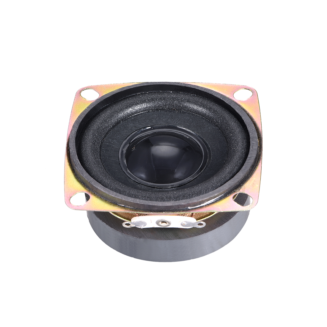 3W 52mm Speaker Square Shape 4 Ohm Loudspeaker for DIY Audio Speakers 2pcs - image 2 de 3