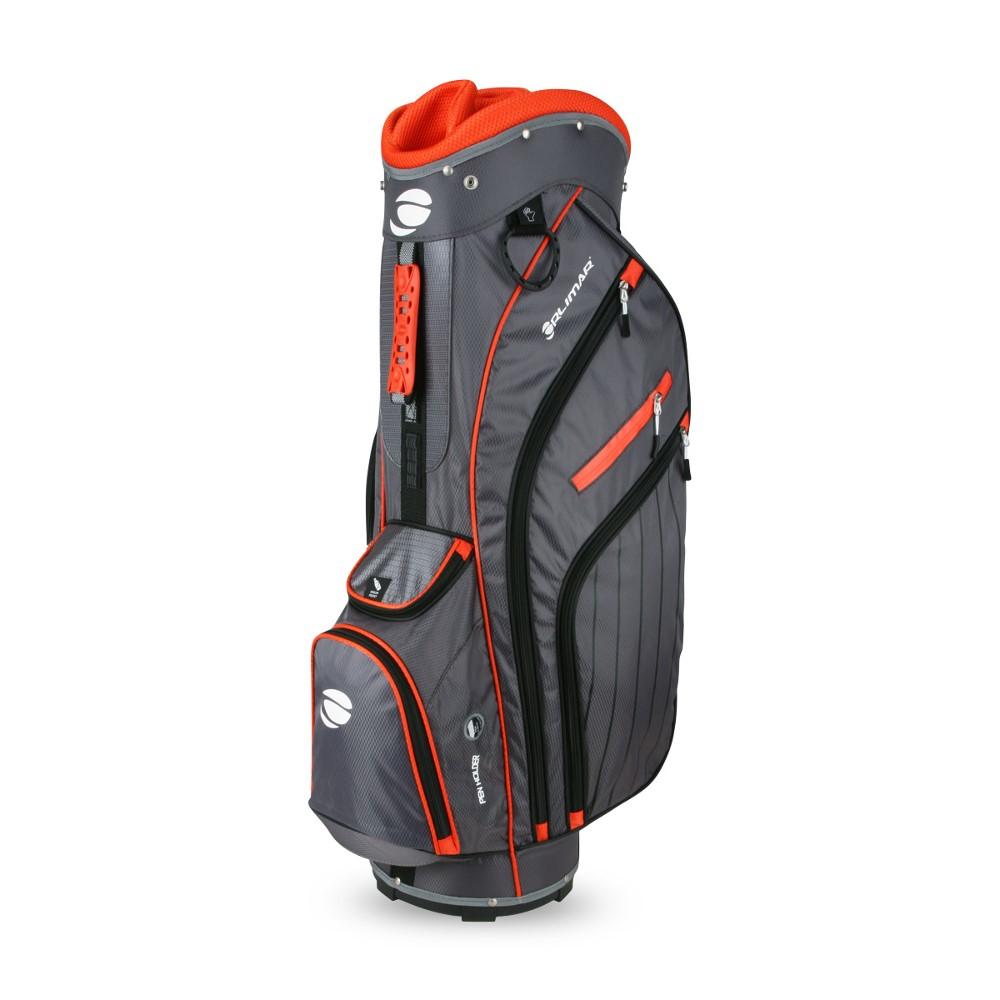 NEW Orlimar Golf CRX 14.9 Cart / Carry Bag 14-way Top - Y...
