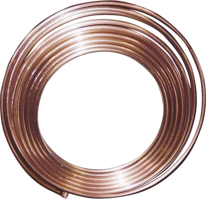 Cardel Industries 12045 Refrigeration Short Coils 20', Copper